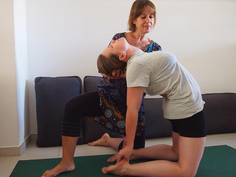 yoga singolo